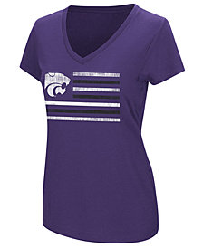 Colosseum Women's Kansas State Wildcats PowerPlay T-Shirt