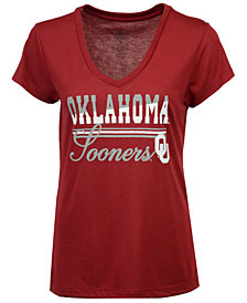 Colosseum Women's Oklahoma Sooners PowerPlay T-Shirt