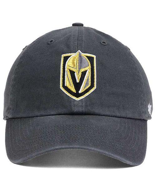 93cf04e14a21e 47 Brand Vegas Golden Knights CLEAN UP Cap   Reviews - Sports Fan ...