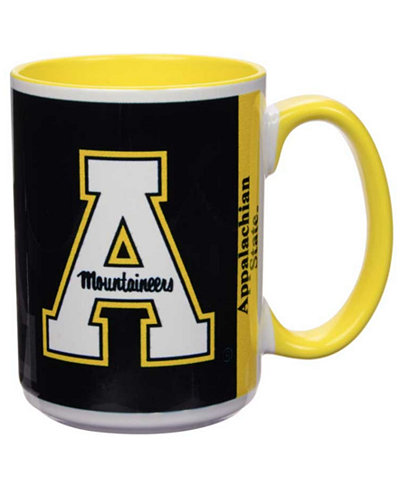 Appalachian State Mountaineers 15oz Super Fan Inner Color Mug
