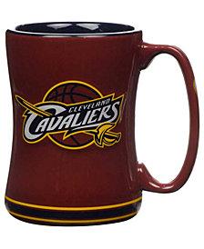 Cleveland Cavaliers 15 oz. Relief Mug