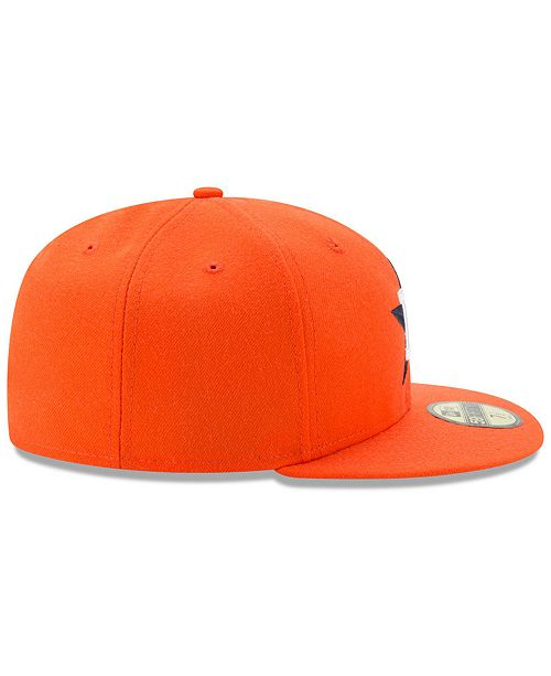 reputable site d2e98 890a4 New Era Houston Astros Turn Back The Clock 59FIFTY Fitted Cap ...