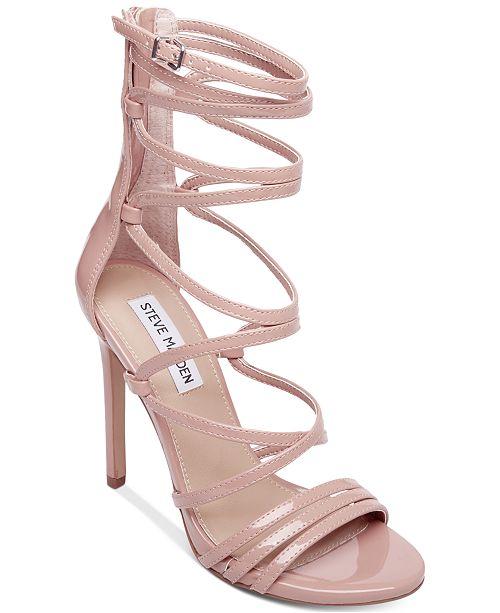 Steve Madden Women's Flaunt Caged Sandals