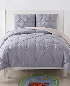 My World 3-Pc. Reversible Pleated Bedding Sets