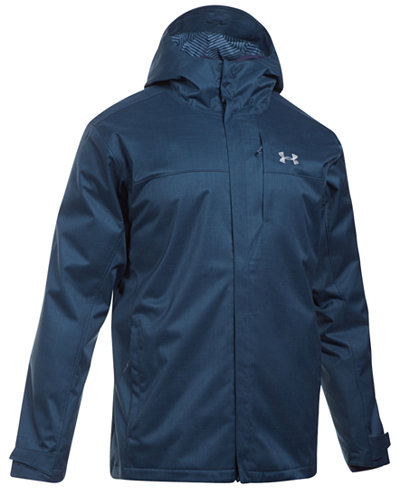 Under Armour Porter Storm 3-in-1 Jacket - Coats & Jackets - Men ...