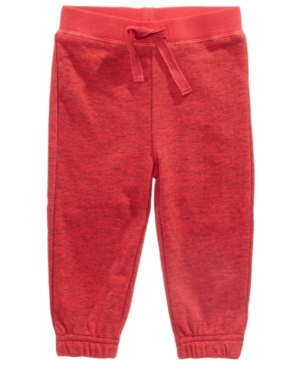 First Impressions Marled Jogger Pants Baby Boys (024 months) Created for Macys