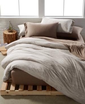 Calvin Klein Modern Strata Sandwash Twin Duvet Cover Bedding