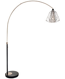 Nova Lighting Nest Arc Floor Lamp