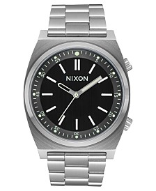 Nixon Men's Brigade Stainless Steel Bracelet Watch 40mm
