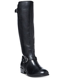 Lauren Ralph Lauren Margarite Riding Boots