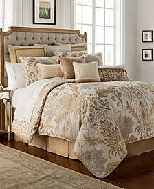 Reversible Ansonia 4-Pc. Bedding Collection