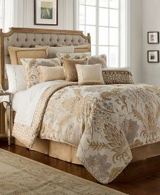 Reversible Ansonia 4-Pc. Queen Comforter Set