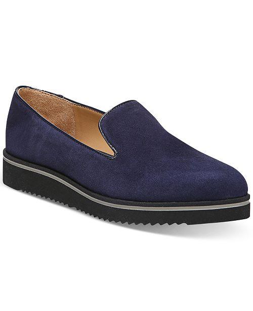 bcfa6761ee6 Franco Sarto Fabrina Loafer Flats   Reviews - Flats - Shoes - Macy s