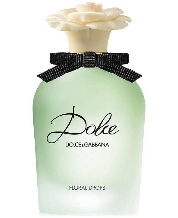 Dolce & Gabbana DOLCE&GABBANA Dolce Floral Drops Eau de Toilette Spray, 2.5 oz