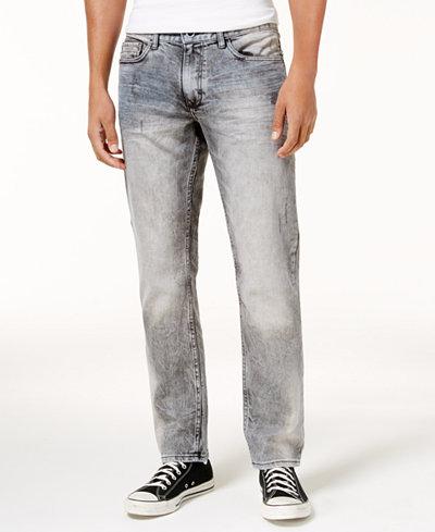 Calvin Klein Jeans Men's Acid Rain Slim Fit Stretch Jeans