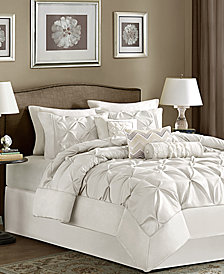 Madison Park Laurel 7-Pc. California King Comforter Set