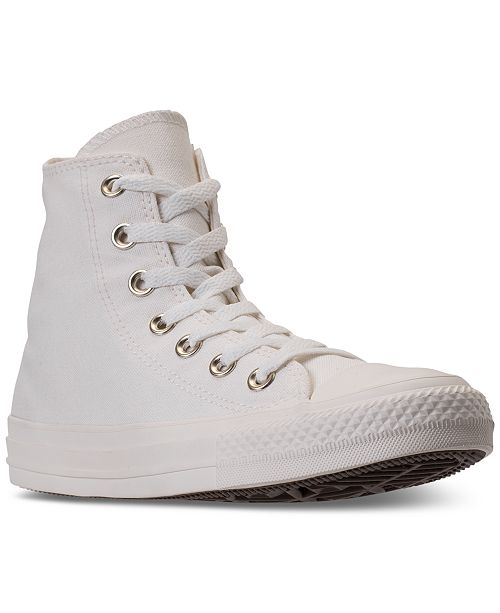 d636bbcbcb0c ... Converse Women s Chuck Taylor High Top Casual Sneakers from Finish Line  ...