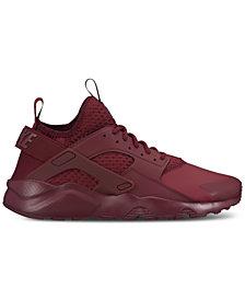 Nike Men's Air Huarache Run Ultra SE Casual Sneakers from Finish Line