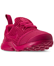 Nike Toddler Girls' Presto Fly Casual Sneakers from Finish Line
