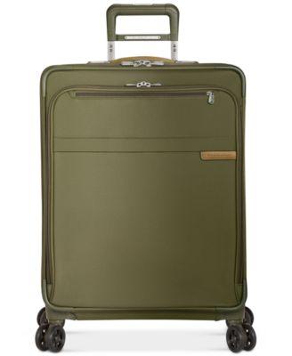 """Baseline 25"""" Medium Expandable Spinner Suitcase"""