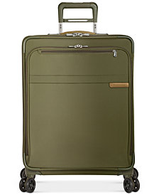 "Briggs & Riley Baseline 25"" Medium Expandable Spinner Suitcase"