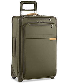 Domestic Carry-On Expandable Upright - 2 Wheel