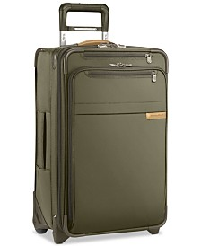 Domestic Carry-On Expandable Upright, 2 Wheels