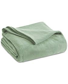 Brushed Microfleece King Blanket