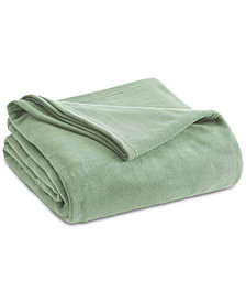 Vellux Brushed Microfleece King Blanket