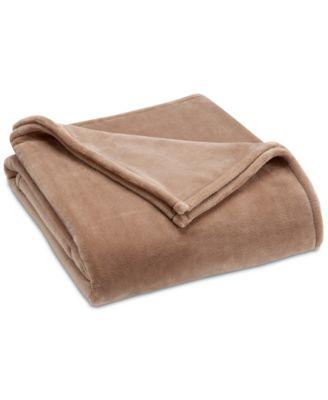 Sheared Mink Twin Blanket