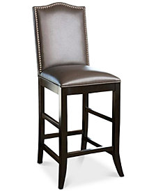 CLOSEOUT! Lorena Bar Stool, Quick Ship