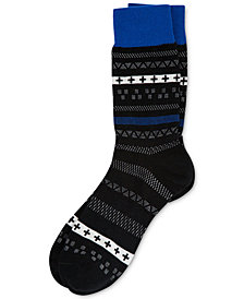 Pair of Thieves Men's Mixed-Print Socks