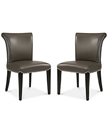 Gavin Dining Chair (Set Of 2), Quick Ship