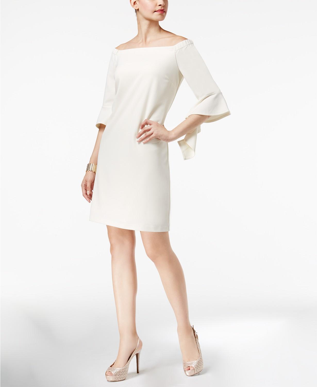 314f8e40a8f Thalia Sodi Off-The-Shoulder Shift Dress – Savings4Us
