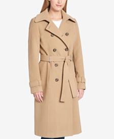 Trenchcoat Petite Coats for Women - Macy's