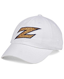 Top of the World Women's Akron Zips White Glimmer Cap