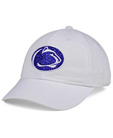 Top of the World Women's Penn State Nittany Lions White Glimmer Cap