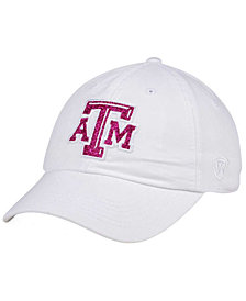 Top of the World Women's Texas A&M Aggies White Glimmer Cap