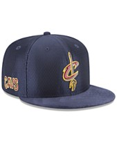 5f4b87679 New Era Cleveland Cavaliers On Court Reverse 9FIFTY Snapback Cap