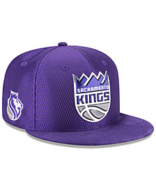 New Era Sacramento Kings On Court Reverse 9FIFTY Snapback Cap