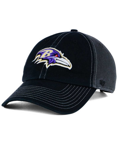 '47 Brand Baltimore Ravens Transistor CLEAN UP Cap