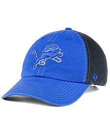 '47 Brand Detroit Lions Transistor CLEAN UP Cap