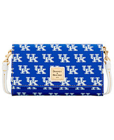 Dooney & Bourke Kentucky Wildcats Daphne Crossbody Wallet