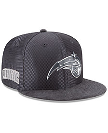 New Era Orlando Magic On-Court Graphite Collection 9FIFTY Snapback Cap