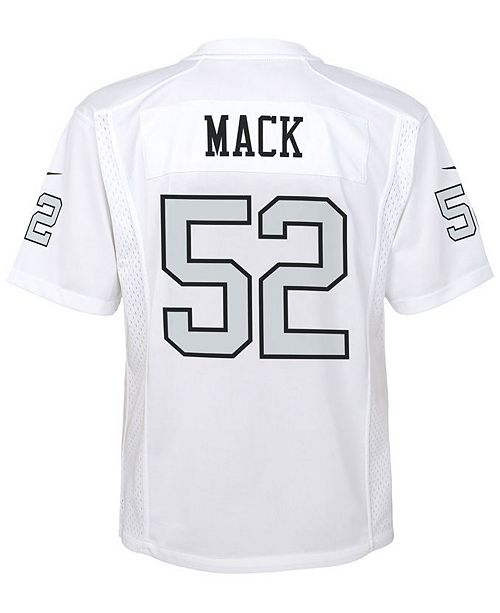 eb63e4300 clearance chicago bears khalil mack nike nfl mens game jersey 9e51c 86df3;  clearance khalil mack oakland raiders color rush jersey big boys 8 20 d7627  50133