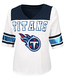 Touch By Alyssa Milano Women's Tennessee Titans Touchdown T-Shirt