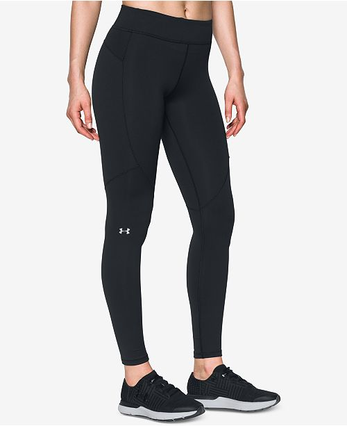 a4dbd662ad8e9 ... Under Armour ColdGear® Fleece-Lined Compression Leggings ...