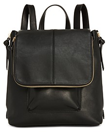 INC Elliah Convertible Backpack, Created for Macy's
