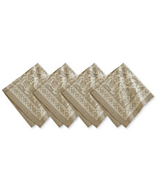Villeroy & Boch Milano Set of 4 Napkins