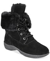 9c17d1b7a4c5ff Style   Co Angiee Lace-Up Cold Weather Boots